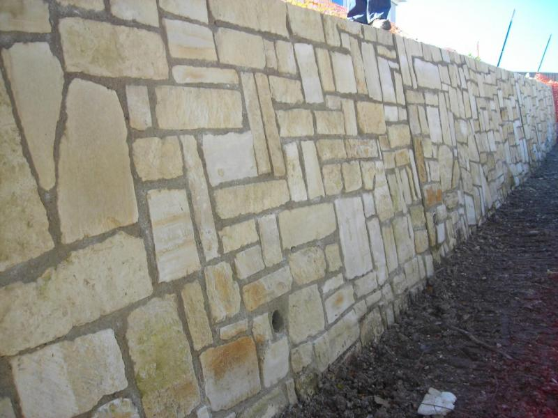 Dallas retaining walls