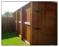 DFW fence services