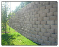 DFW retaining walls